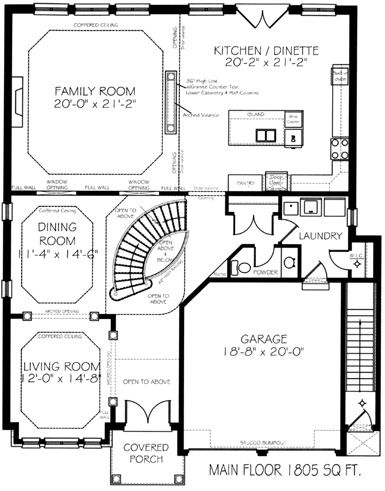 Edgewater house plans get house design ideas for Edgewater house plan