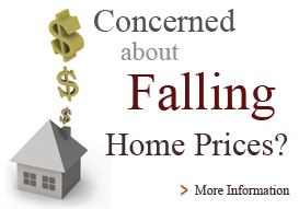Concerned about Falling Home Prices?